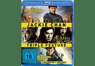 Jackie Chan Triple Feature Blu-ray