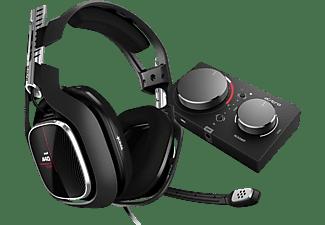 Astro Gaming A40 TR + MixAmp Pro Gaming headset 3.5 mm jackplug, USB Kabelgebonden Over Ear Zwart, R