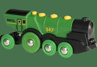 BRIO Gustav Batterielok Eisenbahn, Grün