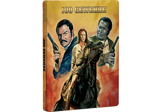 100 Gewehre (Limitierte Novobox Klassiker Edition) Blu-ray