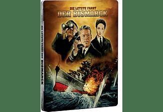 Die letzte Fahrt der Bismarck (Limitierte Novobox Klassiker Edition) Blu-ray