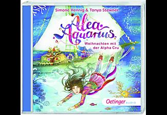 Stewner,Tanya,  Hennig,Simone - Alea Aquarius.Weihnachten mit der Alpha Cru  - (CD)