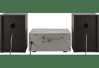 IMPERIAL DABMAN i300CD Kompaktanlage (Schwarz/Silber)