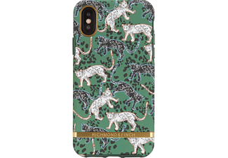 RICHMOND & FINCH Back cover Green Leopard iPhone X / Xs (IPX-408)