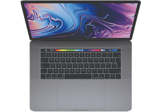 "APPLE MacBook Pro 15"" (2019) - Spacegrijs i9 16GB 512GB"