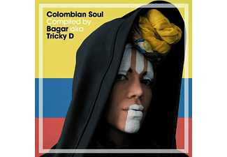 VARIOUS - Colombian Soul  - (CD)