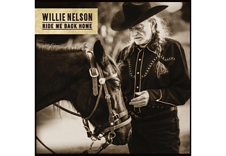 Willie Nelson - Ride Me Back Home (CD)