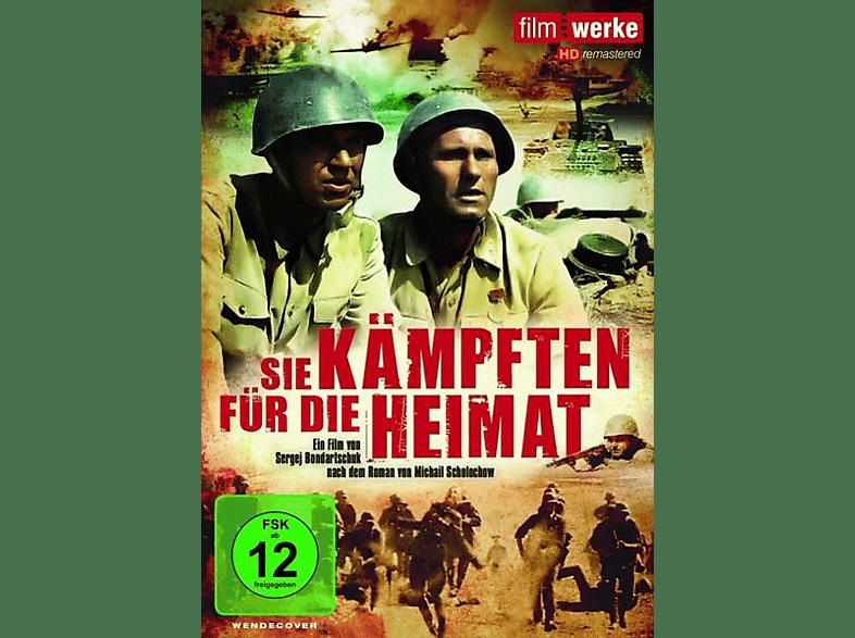 Sie kämpften Für Die Heimat [DVD]