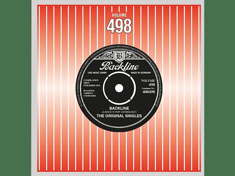 VARIOUS - Backline Vol.498 [CD]