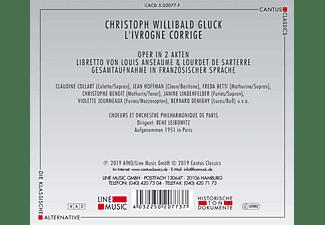 Choeurs Et Orchestre Philharmonique De Paris - L`Ivrogne Corrige  - (CD)