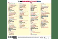 VARIOUS - Club Summer Megamix 2019 [CD]