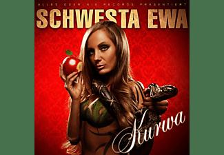 Schwesta Ewa - Kurwa  - (CD)