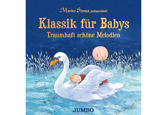 Marko Simsa - Klassik Für Babies  - (CD)