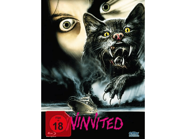 Uninvited (Limited Mediabook) [Blu-ray + DVD]