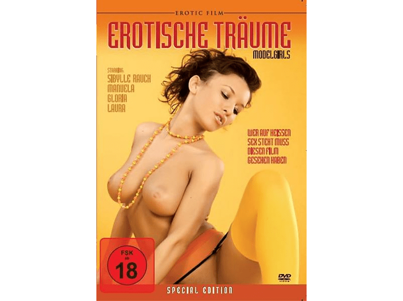 Erotische Träume-Modelgirls [DVD]