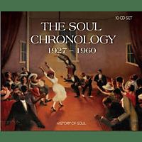 VARIOUS - The Soul Chronology 1927-1960 [CD]