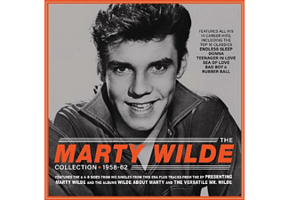 Marty Wilde - THE COLLECTION 1958-1962  - (CD)