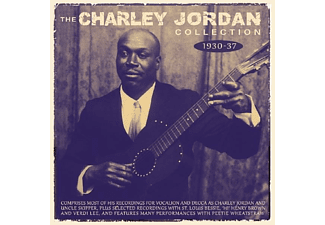 Jordan Charley - THE COLLECTION 1930-1937  - (CD)