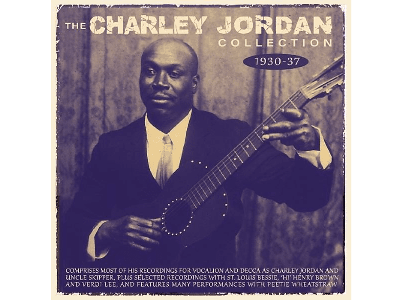 Jordan Charley - THE COLLECTION 1930-1937 [CD]
