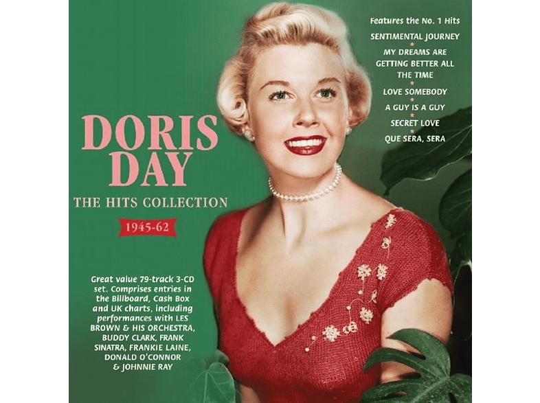 Doris Day - THE HITS COLLECTION 1945-1962 [CD]