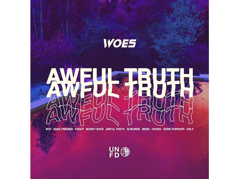 Woes - AWFUL TRUTH [Vinyl]