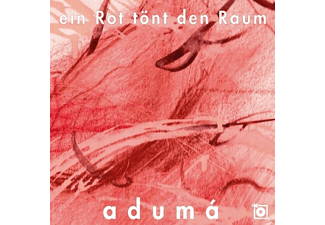 Adumá Saxophonquartett - Ein Rot Tönt Den Raum  - (CD)