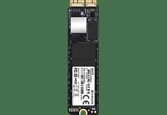 TRANSCEND JetDrive 850 Festplatte Retail, 480 GB SSD M.2 via NVMe, intern