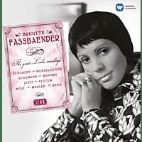 Brigitte Fassbaender - Icon: Brigitte Fassbaender - [CD]