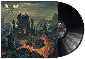 Memoriam - Requiem for Mankind  - (Vinyl)