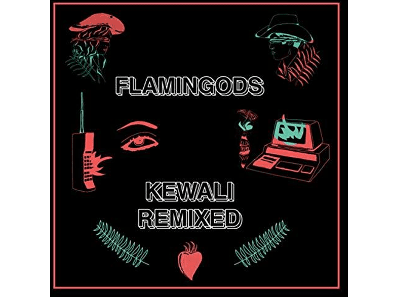 Flamingods - Kewali Remixed EP [Vinyl]