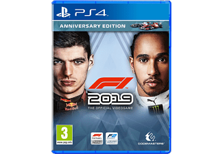 F1 2019 (Anniversary Edition) | PlayStation 4
