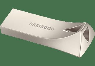 SAMSUNG Flash Drive BAR Plus USB-Stick (Champagner Silver, 256 GB)