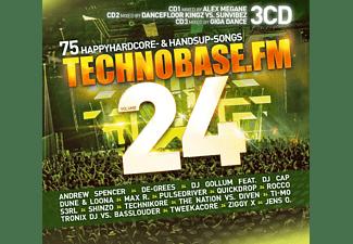 VARIOUS - TechnoBase.FM Vol.24  - (CD)