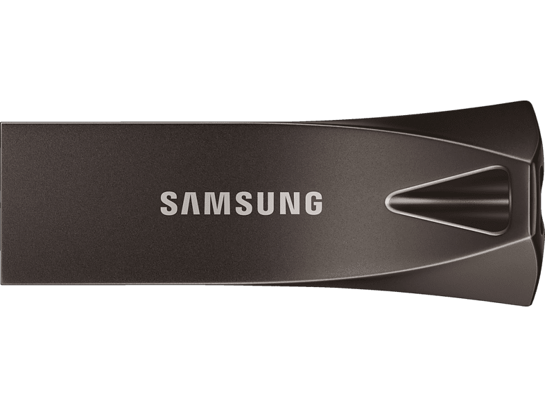 SAMSUNG Flash Drive BAR Plus USB-Stick, Titan Grau