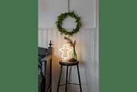 KONSTSMIDE LED Schlauchsilhouette Engel Leuchtdekoration,  Weiß,  Warm Weiß