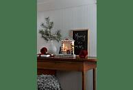 """KONSTSMIDE LED """"Süßigkeitenshop"""", wassergefüllt Leuchtdekoration,  Weiß,  Warm Weiß"""