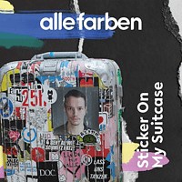 Alle Farben - Sticker on My Suitcase  - (CD)
