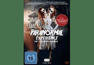 Paranormal Experience - Creepy Movie-Box DVD
