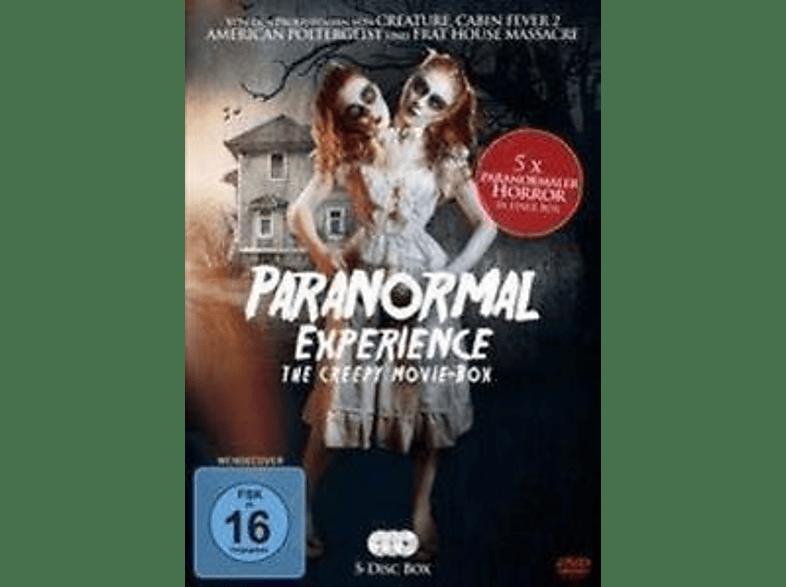Paranormal Experience - Creepy Movie-Box [DVD]