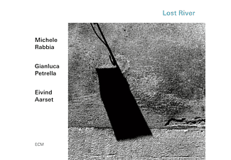 Michele Rabbia, Gianluca Petrella, Elvind Aarset - Lost River - (CD)