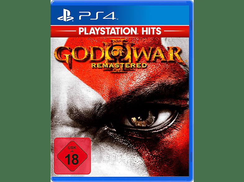 God of War III Remastered [PlayStation 4]