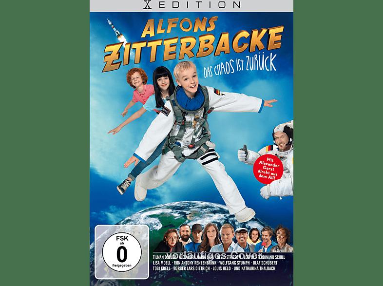 Alfons Zitterbacke: Das Chaos ist zurück [DVD]