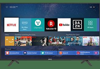 HISENSE H 55 B 7100 LED TV (Flat, 55 Zoll / 138 cm, UHD 4K, SMART TV, VIDAA 3.0)