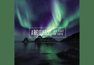 Ardours - Last Place On Earth  - (CD)