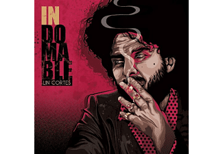 Lin Cortés - Indomable - CD