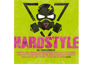 VARIOUS - Hardstyle 2019  - (CD)