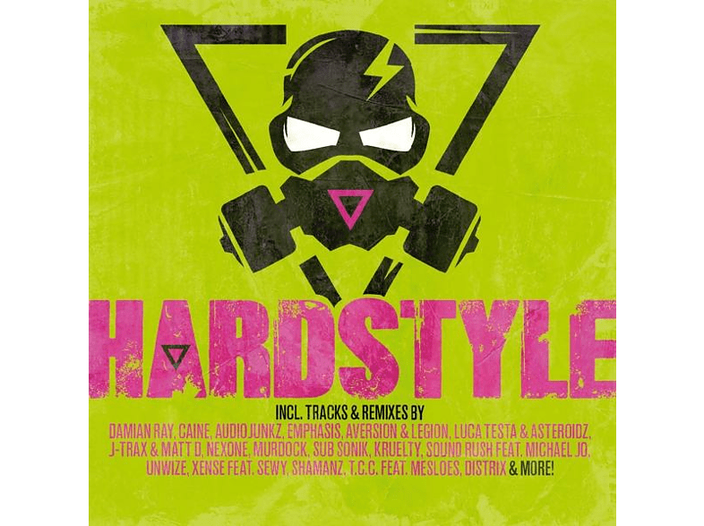 VARIOUS - Hardstyle 2019 [CD]