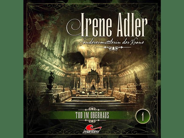 Irene Adler-sonderermittlerin Der Krone - Irene Adler 01-Tod Im Oberhaus - (CD)