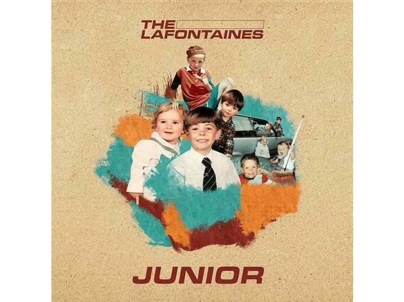 The Lafontaines - Junior [CD]