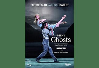 Norwegian National Ballet - Ghosts  - (DVD)
